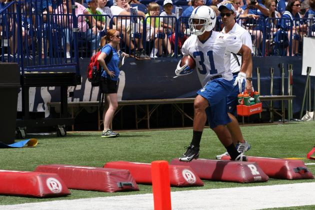 Indianapolis Colts Training Camp Notebook: Pass First or Pass Only?