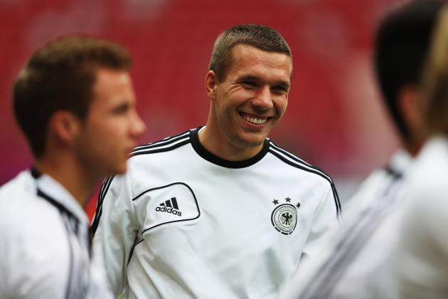Arsenal vs. Cologne: Why Friendly Will Be Lukas Podolski's Time to Shine