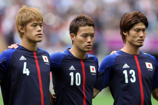 South Korea vs. Japan Olympic Soccer Bronze Medal Match: Preview and Start Time