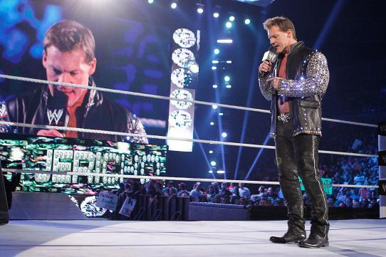 WWE News: Chris Jericho Takes on Kevin Nash Via Twitter