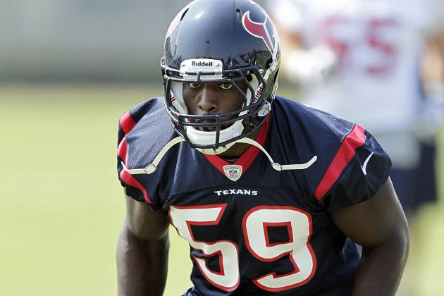 Houston Texans 2012 Preseason Guide: Everything You Need to Know