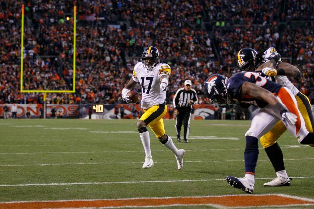Mike Wallace: Should the Pittsburgh Steelers Reconsider, Trade Him?