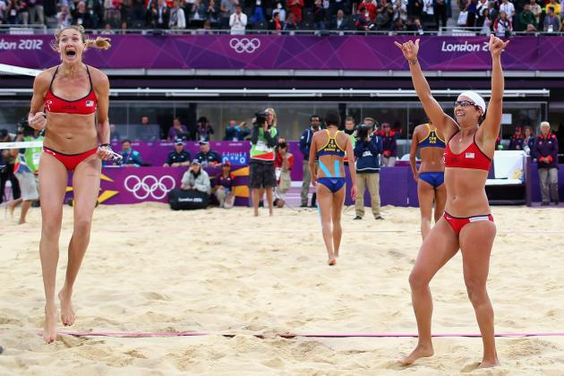 Olympic Beach Volleyball 2012: Why May-Treanor and Walsh Will Win Gold