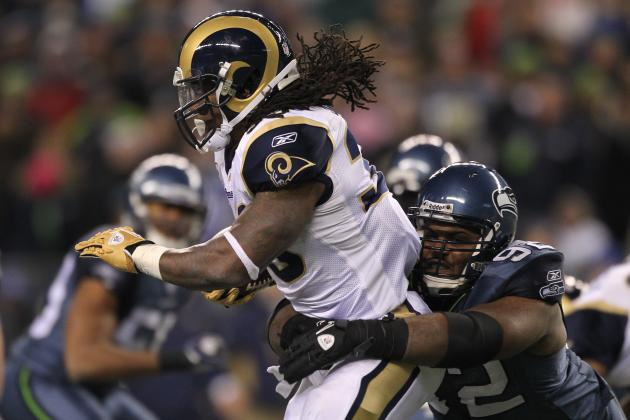 Fantasy Football 2012: Steven Jackson and Running Back Value Picks