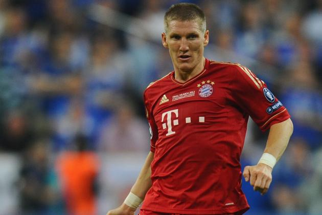 FC Bayern Munich: The Bastian Schweinsteiger Equation