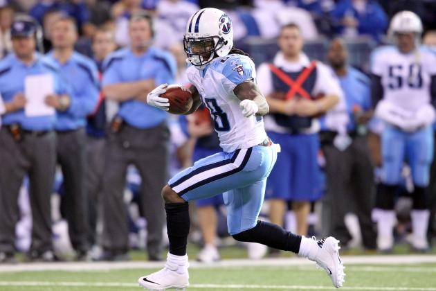 Tennessee Titans: Exploring Chris Johnson's Role in the Passing Game