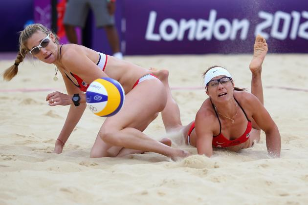 Misty May-Treanor and Kerri Walsh: Superstar Duo Will Finish Epic Run with Gold
