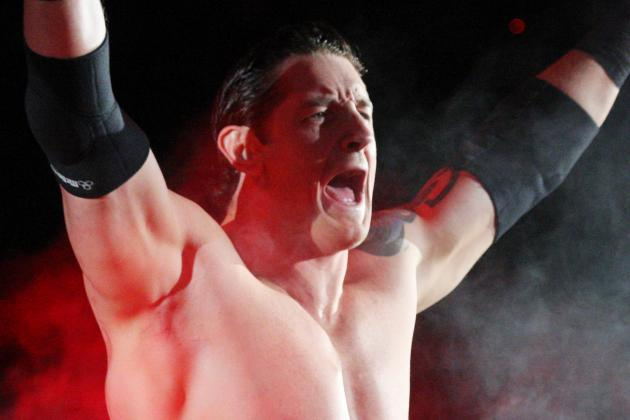 Why Changing Wade Barrett's Gimmick into More of a Bad-Ass Is a Good Move