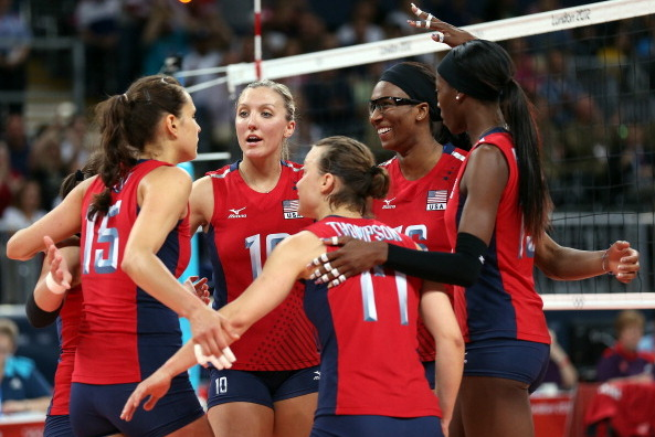 US Olympic Volleyball Team 2012: US Women Favorite to Win Gold