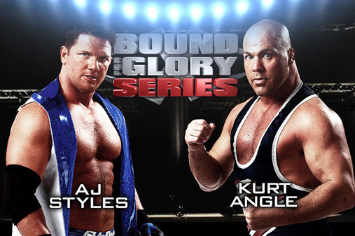 TNA Impact Wrestling Preview: AJ Styles vs. Kurt Angle, the Aces and 8s and More