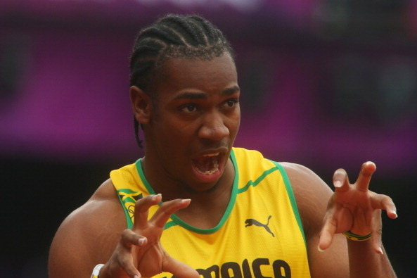 Yohan Blake: Jamaican Sprinter Will Be Second-Best Until Usain Bolt Retires