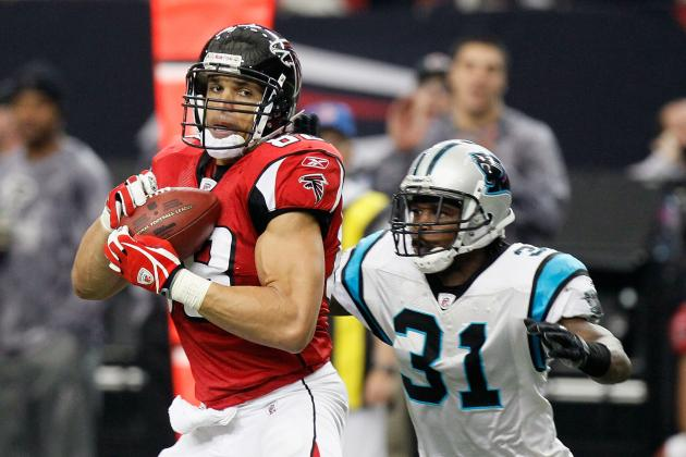Fantasy Football Sleepers 2012: Tony Gonzalez and Tight End Steals