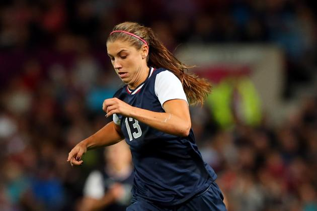 Women's Olympic Soccer 2012: Players Who Will Shine in Gold Medal Match