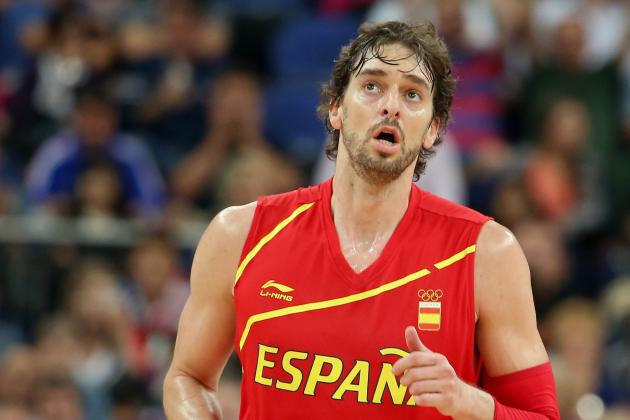 Spain Olympic Basketball Team: Spanish Will Continue to Disappoint in London