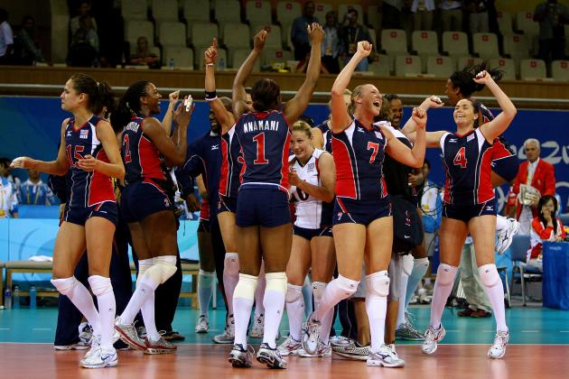 Olympic Volleyball 2012: USA Women Will Be Too Strong for South Korea