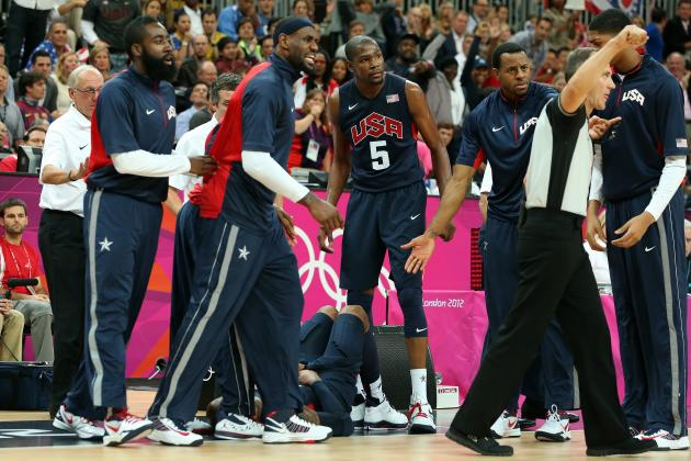 USA Olympic Basketball 2012: How Does Australia Stack Up Against Team USA?
