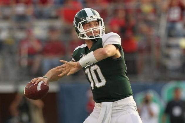 Can Michigan State Spartans Go Undefeated in 2012?