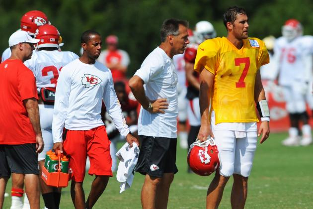 Matt Cassel Has a Legitimate Shot at Winning NFL MVP for the Kansas City Chiefs