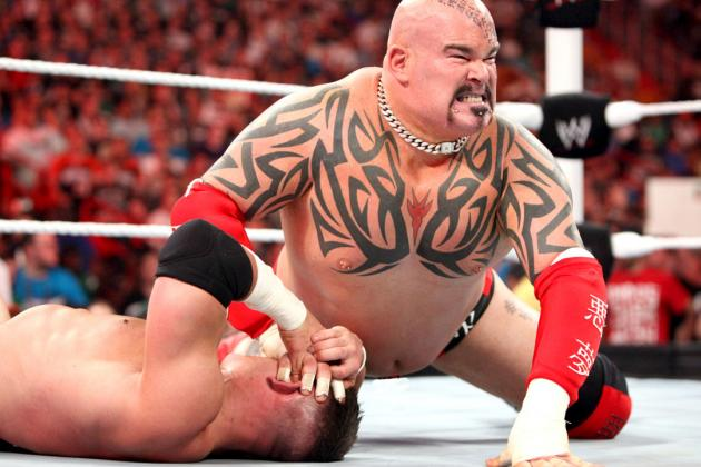 Tensai: Can WWE Salvage the Former 'A-Train' with a New Gimmick?