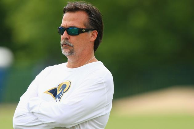 Jeff Fisher Plus Steven Jackson Equal Playoffs for St. Louis Rams