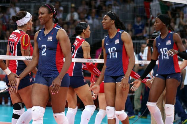 Olympic Women's Volleyball 2012: Semifinals Start Time, TV, Stream, Predictions