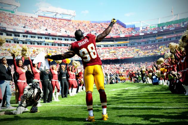 Washington Redskins: Who's Responsible for the Redskins' Success in 2012?