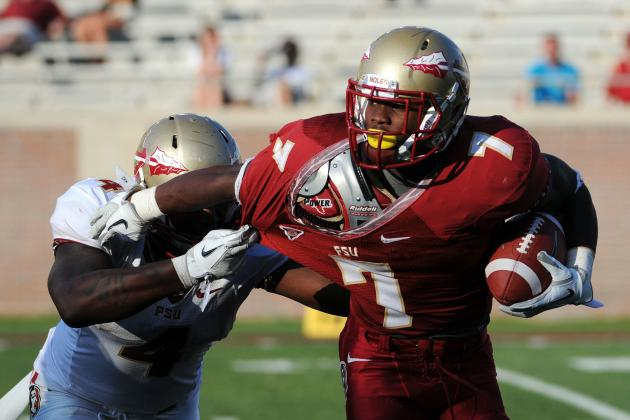 Florida State Football: Seminoles Will Be Just Fine Without RB Mario Pender