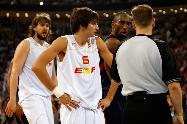 Olympics: Is the Absence of Rubio Keeping Spain from Looking Like Contenders?