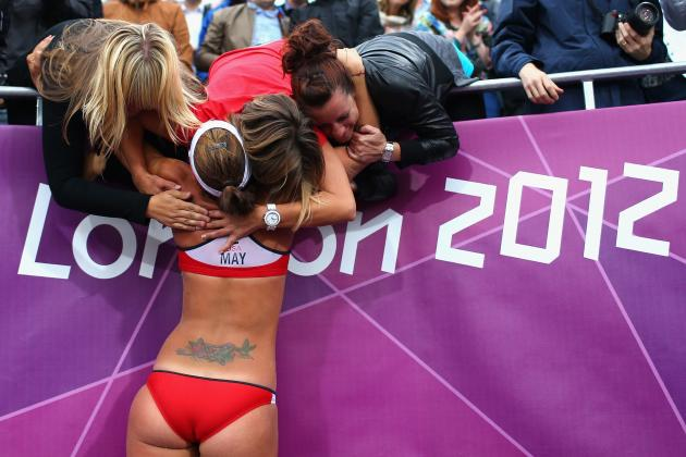 Beach Volleyball 2012: What to Watch for in Women's Gold Medal Match