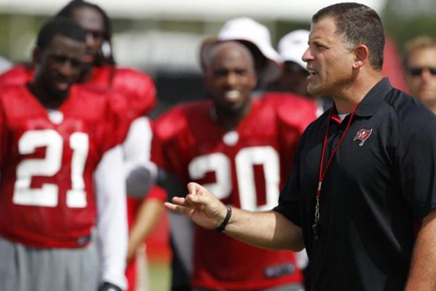 Tampa Bay Buccaneers vs. Miami Dolphins: What Will Schiano's 'Stuff' Look Like?