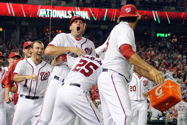 Why the Washington Nationals Are the Best Team in Baseball