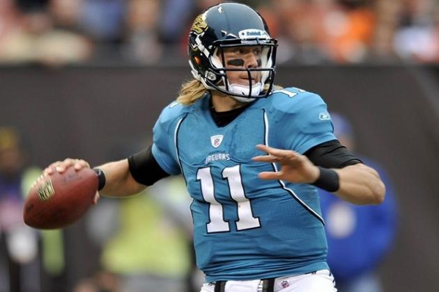 Fantasy Football: Game-by-Game Breakdown of Blaine Gabbert vs. Brandon Weeden