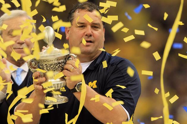 Alabama vs. Michigan: Wolverines' Brady Hoke Faces Biggest Test to Date