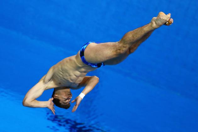 Stephan Feck Back Flops: Disastrous Dive Is Definition of Tragic
