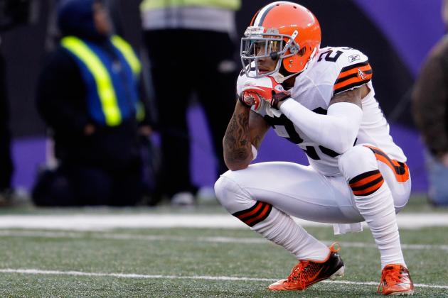 Joe Haden Reportedly Facing 4-Game Suspension for Failed Drug Test