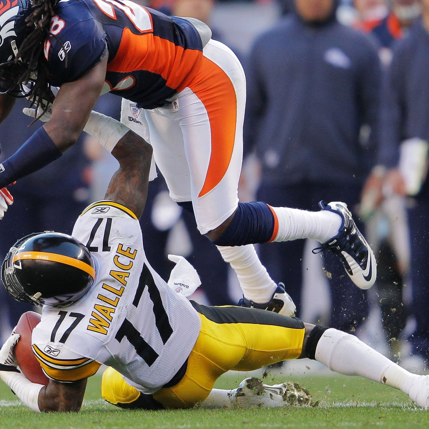 San Diego Chargers Bye Week: Mike Wallace And Fantasy Football's 5 Red Flags At Wide
