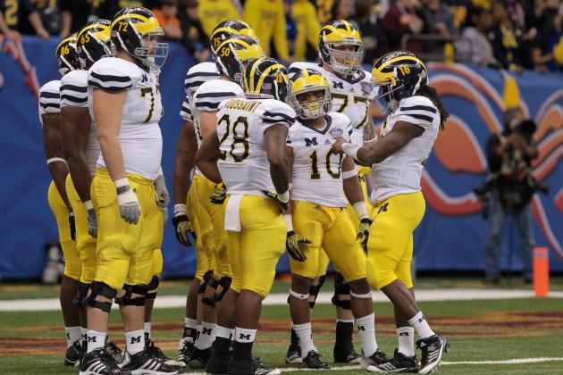 Michigan Football: Why Alabama Game Is Good for Wolverines, Win or Lose