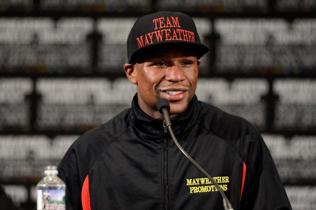 Floyd Mayweather: Early Release Ensures a Strong Opponent When He Re-Enters Ring