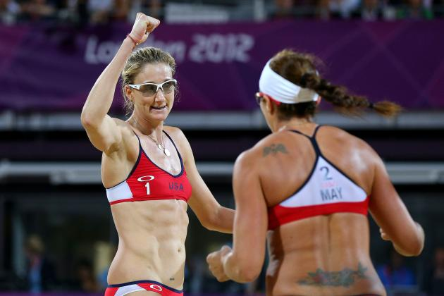 Olympic Beach Volleyball 2012: Women's Gold and Bronze Medal Results & Analysis