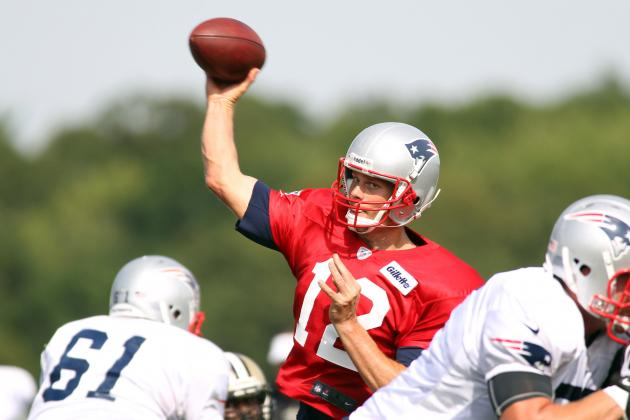 What We Learned from New England Patriots Training Camp, 8/8