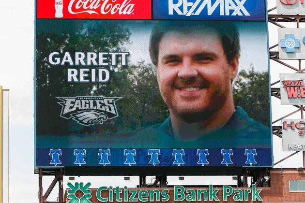 Dedicating 2012 to Garrett Reid Could Help the Eagles on and off the Field