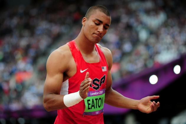 Ashton Eaton: Recap, Standings and Predictions for American Decathlete