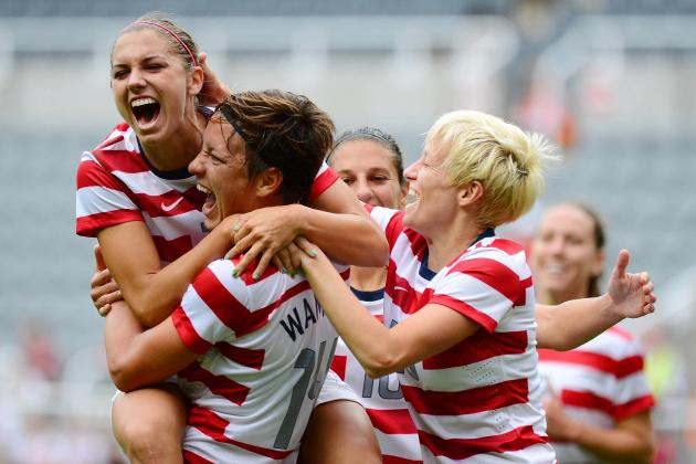 2012 Olympics: US Soccer Faces Must-Win Pressure to Reach Gold Medal Immortality