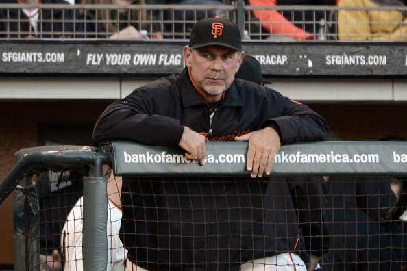 San Francisco Giants: Bruce Bochy Pushing All the Right Buttons
