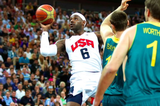 USA vs. Australia: Live Score, Stats and Recap