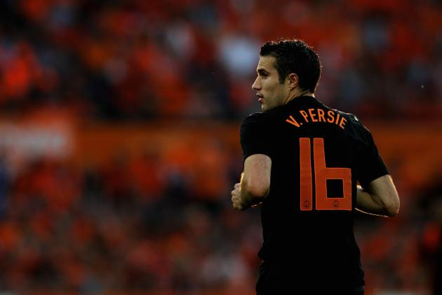 Manchester United Transfer News: Update on United's Chase for RVP