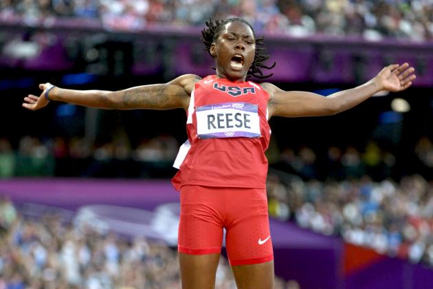 Brittney Reese Gold Medal Proves She's Most Dominant Woman in Track & Field