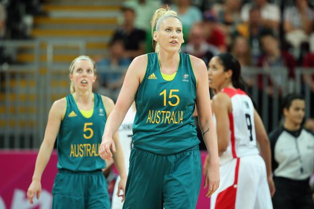 USA vs Australia Women's Basketball: Lauren Jackson Won't Be Enough to Stop USA