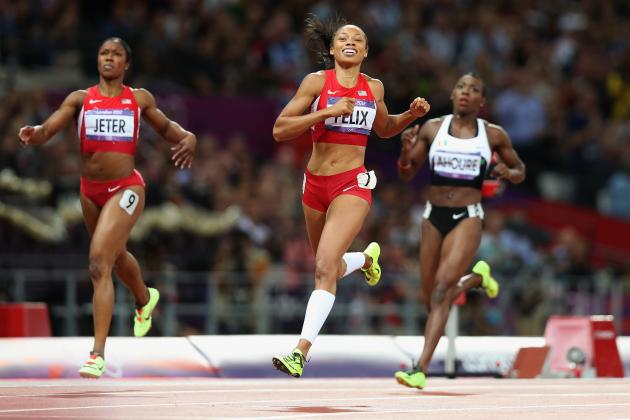 Olympic Track and Field 2012 Results: Day 12 Team Scores, Standings & More