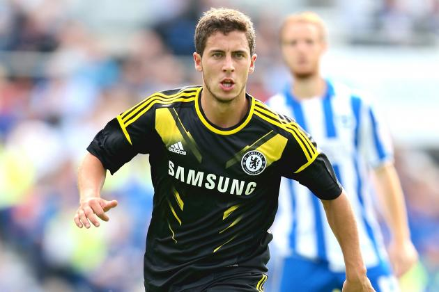 Oscar, Hazard, Kagawa and Cazorla: Flair Four Set to Light Up the Premier League